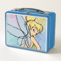 Sketch Tinker Bell 2 Metal Lunch Box
