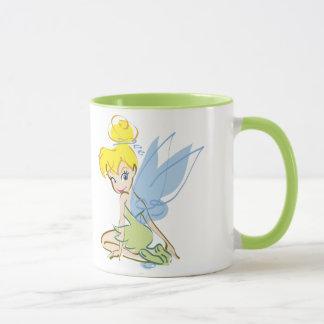Sketch Tinker Bell 4 Mug