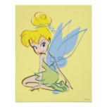 Sketch Tinker Bell 4 Posters