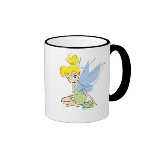 Sketch Tinker Bell Mug