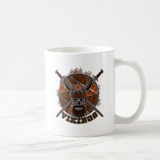 Sketch Viking skull Coffee Mug
