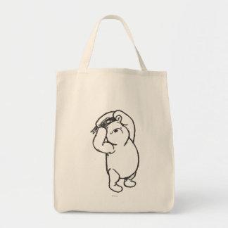 Sketch Winnie the Pooh 1 Tote Bag