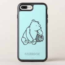 Sketch Winnie the Pooh 2 OtterBox Symmetry iPhone 7 Plus Case