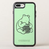 Sketch Winnie the Pooh 3 OtterBox Symmetry iPhone 7 Plus Case