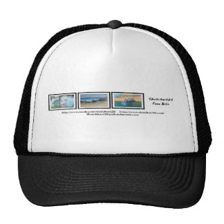 Sketchart26 Fine Arts Trucker Hat