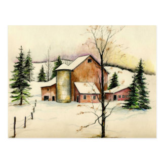 Sketchbook Classic Art- 1-postcard Postcard