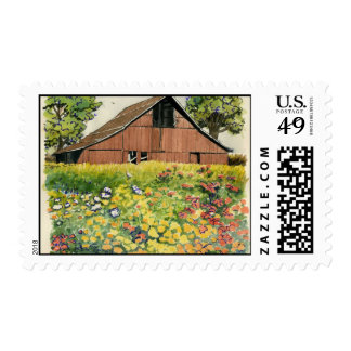 Sketchbook Classic Art-5-stamps Postage