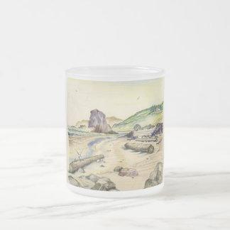 Sketchbook Classic Art-6-mug Frosted Glass Coffee Mug