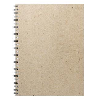 sketchbook journal spiral note book