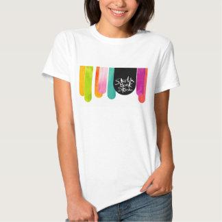 Sketchbook Skool Drop parade Tee Shirts