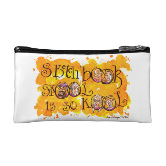 """Sketchbook Skool is so kool"" pencil case"