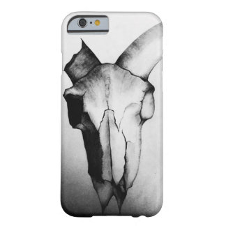 Sketched skull iPhone 6/6s case