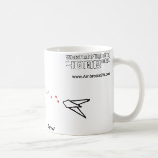 Sketchfighter 4000 Alpha Coffee Mug