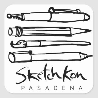 SketchKon Sticker