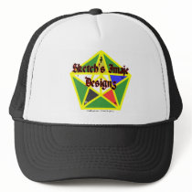 Sketch's Imaje Designz Logo Hat