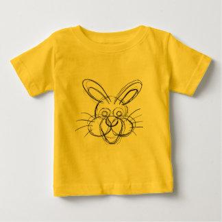 Sketchy Bunny Infant Shirt