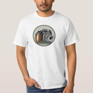 Sketchy Camera T-Shirt