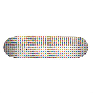 Sketchy Dots Skateboard