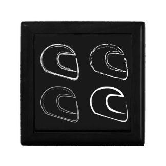 Sketchy helmets gift box