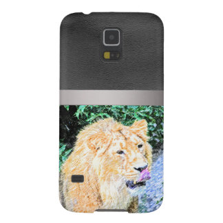 sketchy lion king case for galaxy s5