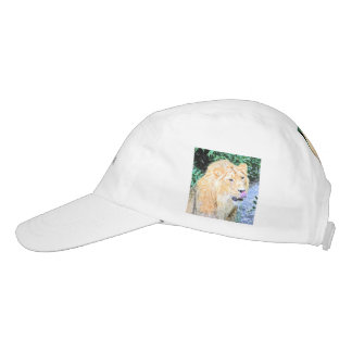 sketchy lion king headsweats hat