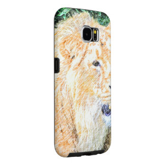sketchy lion king samsung galaxy s6 case