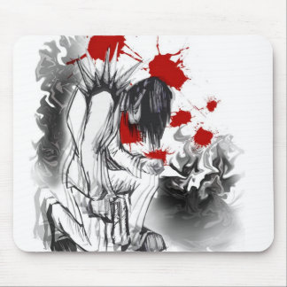 Sketchy-ness Mouse Pad