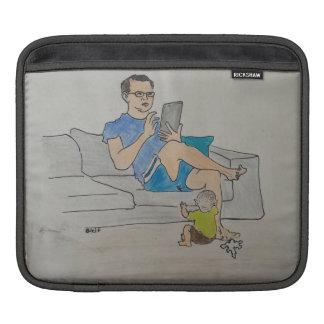 Sketchy Parents iPad Sleeve