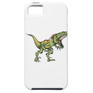 Sketchy Raptor dinosaur iPhone 5 Cases