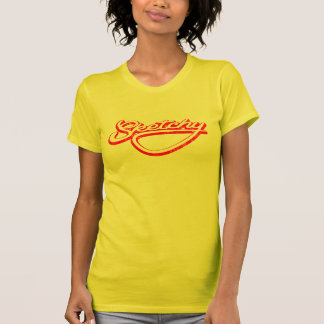 Sketchy red T-Shirt