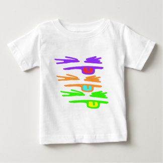 Sketchy, RGB and Rude Baby T-Shirt