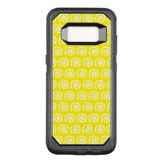 Sketchy Snail OtterBox Commuter Samsung Galaxy S8 Case