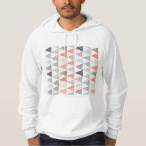 Sketchy Triangles Pattern #2 Hoodie