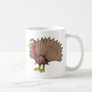 Sketchy Turkey Coffee Mug
