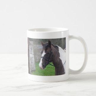 Skewbald Pony Coffee Mug