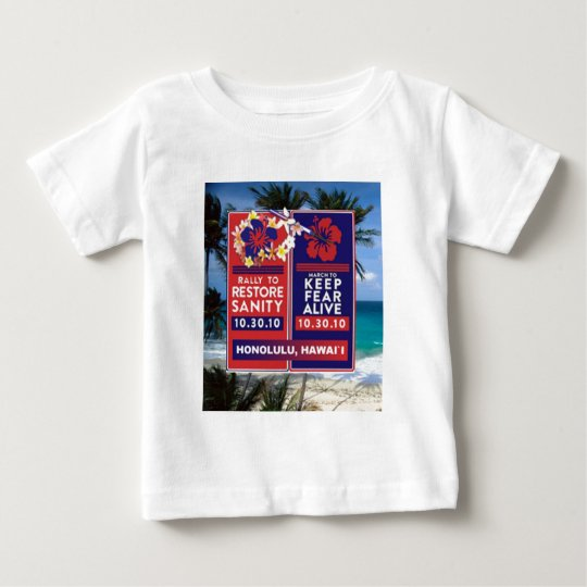 Skewered Lei Baby T-Shirt