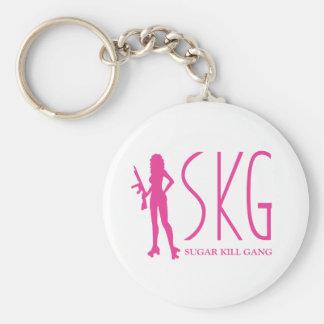 SKG keychain