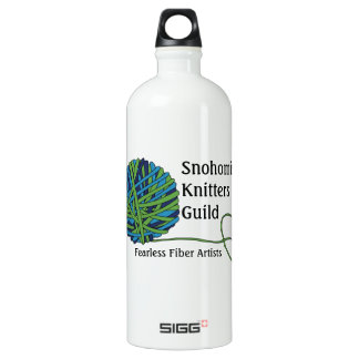 "SKG ""Liberty"" SIGG Traveler 1.0L Water Bottle"