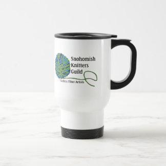 SKG Logo Travel Mug