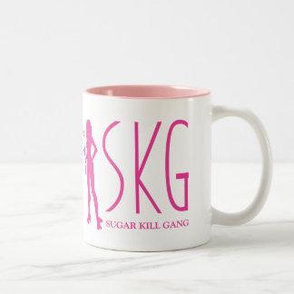 SKG mug