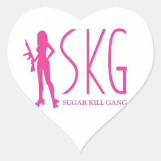 SKG sticker