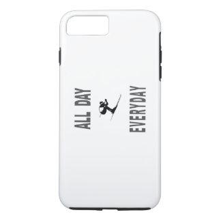 Ski All Day Everyday iPhone 8 Plus/7 Plus Case