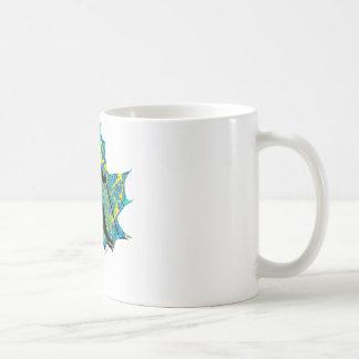 SKI ALL RUNS COFFEE MUG