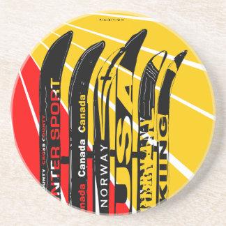 Ski Blade Coaster