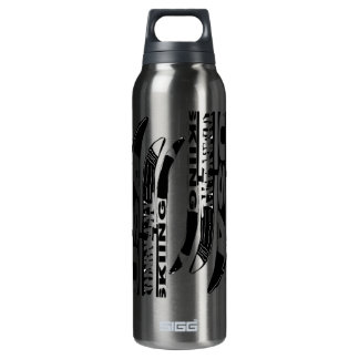 Ski Blade Winter Sport Bottle 2 SIGG Thermo 0.5L Insulated Bottle
