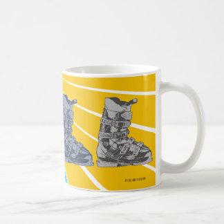 Ski Boot Winter Sport Gear Mug