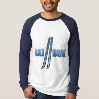 Ski Bum Loves Skiing T-Shirt