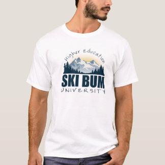 Ski Bum University Light T-Shirt