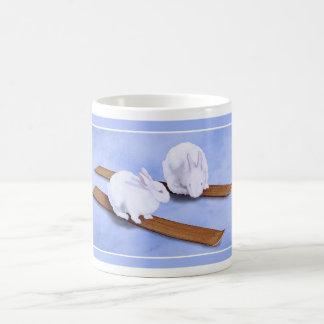 Ski Bunnies... Classic White Coffee Mug