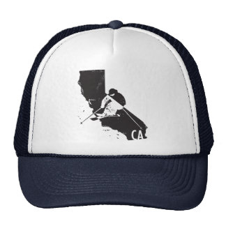 Ski California Trucker Hat